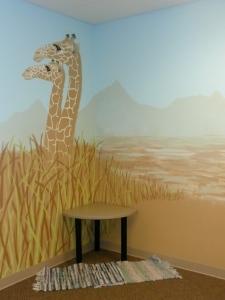 OPC Giraffes