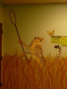 OPC Safari Cheetah