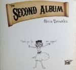 The Second Album Album Cover (figure only) - Pen&Ink
