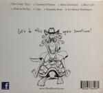 The Second Album Album Cover - Pen&Ink